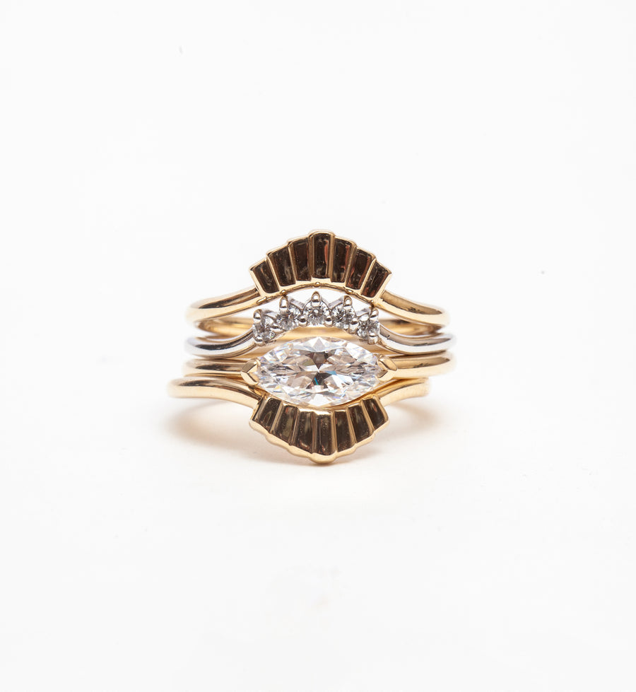 Noelle Marquise Engagement Ring