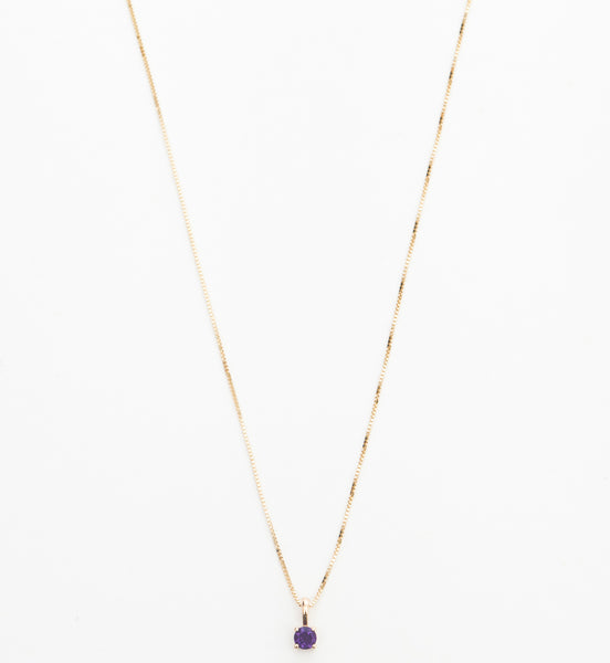 Amethyst Element Necklace