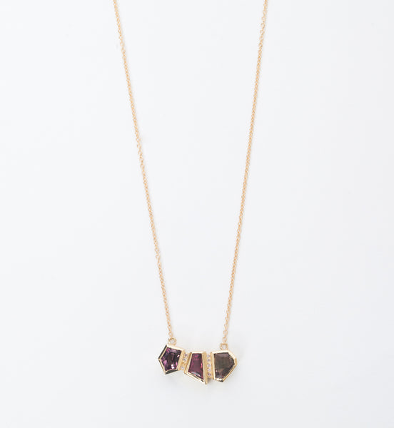 Tourmaline Multiform Necklace