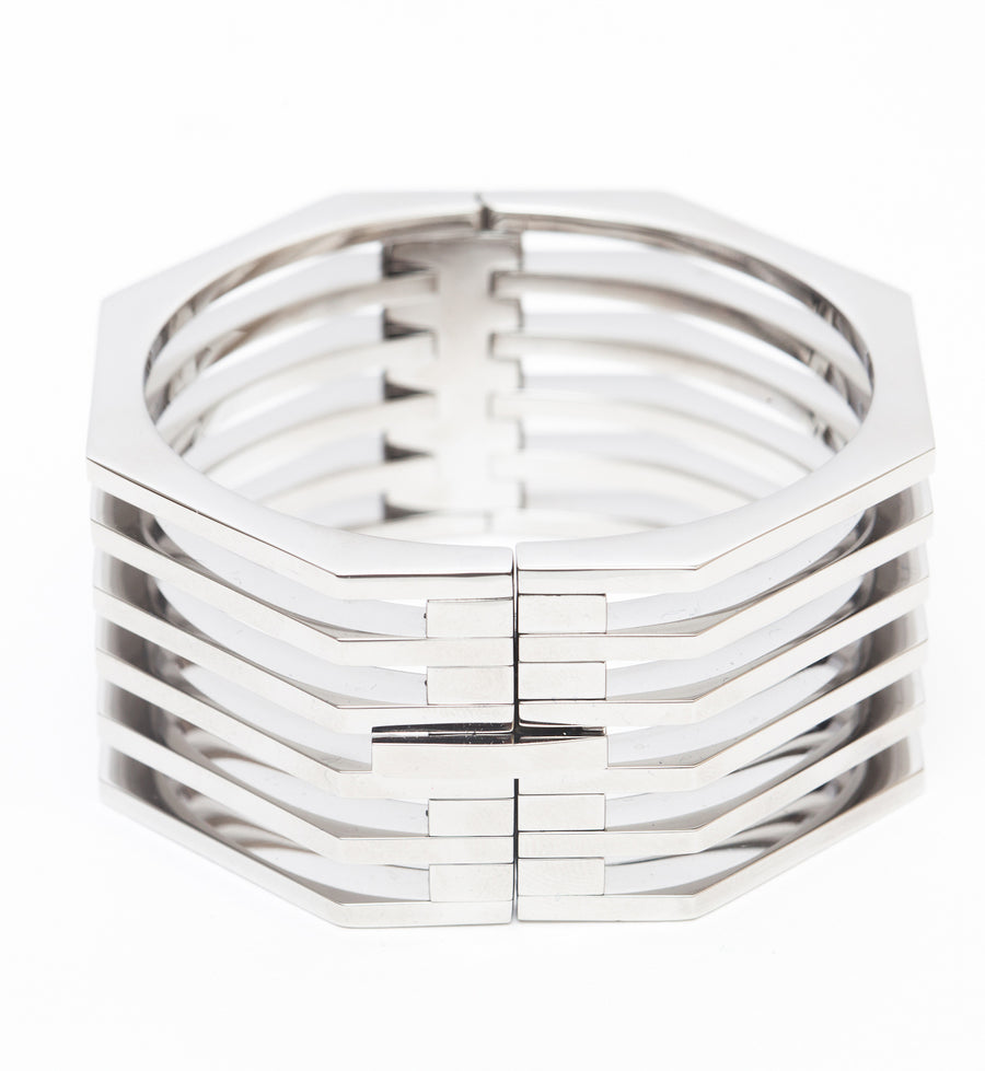 Stainless Steel Ponti Cuff