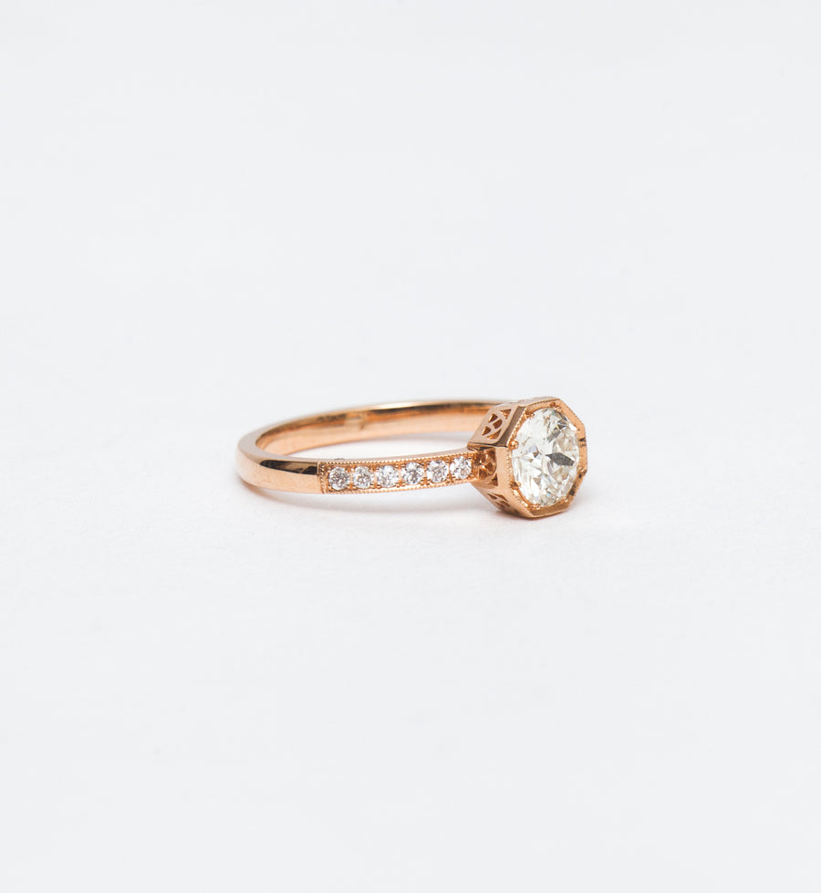 Emerson Solitaire Ring
