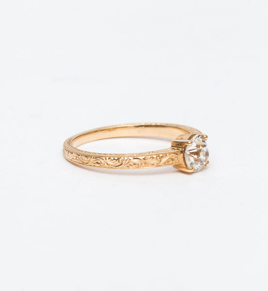 Eliza Solitaire Ring