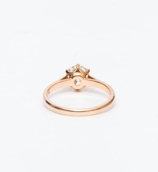 Blaire Solitaire Ring