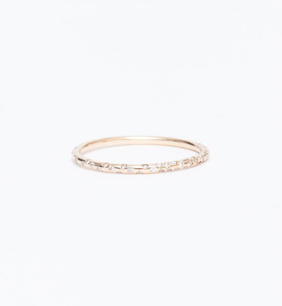 Dew Drop Eternity Ring