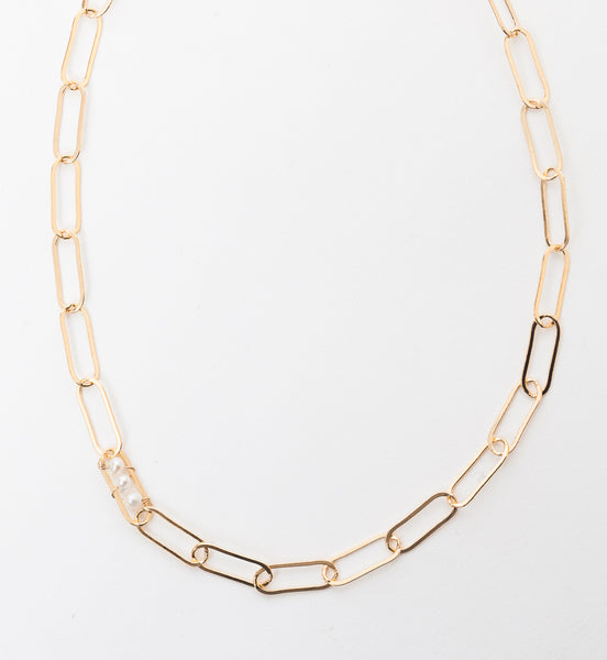 Vanessa Pearl Necklace