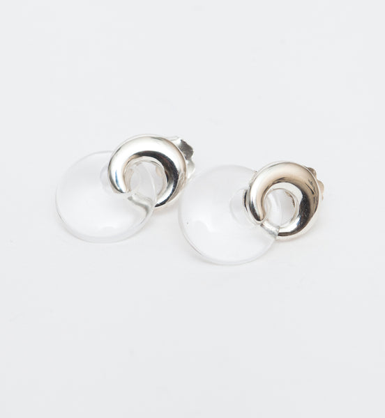 Quartz Duet Earrings