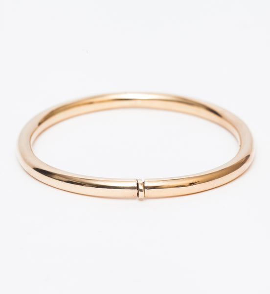 4 mm Tubular Bangle