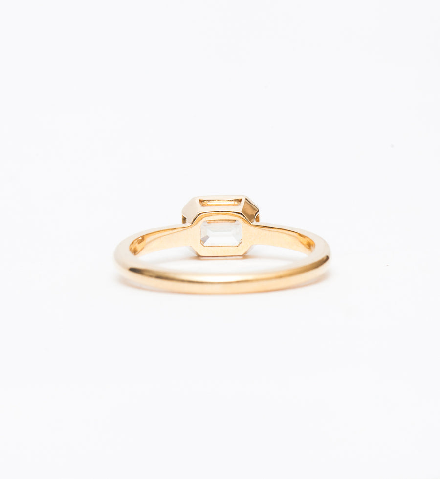 Leah East-West Ring