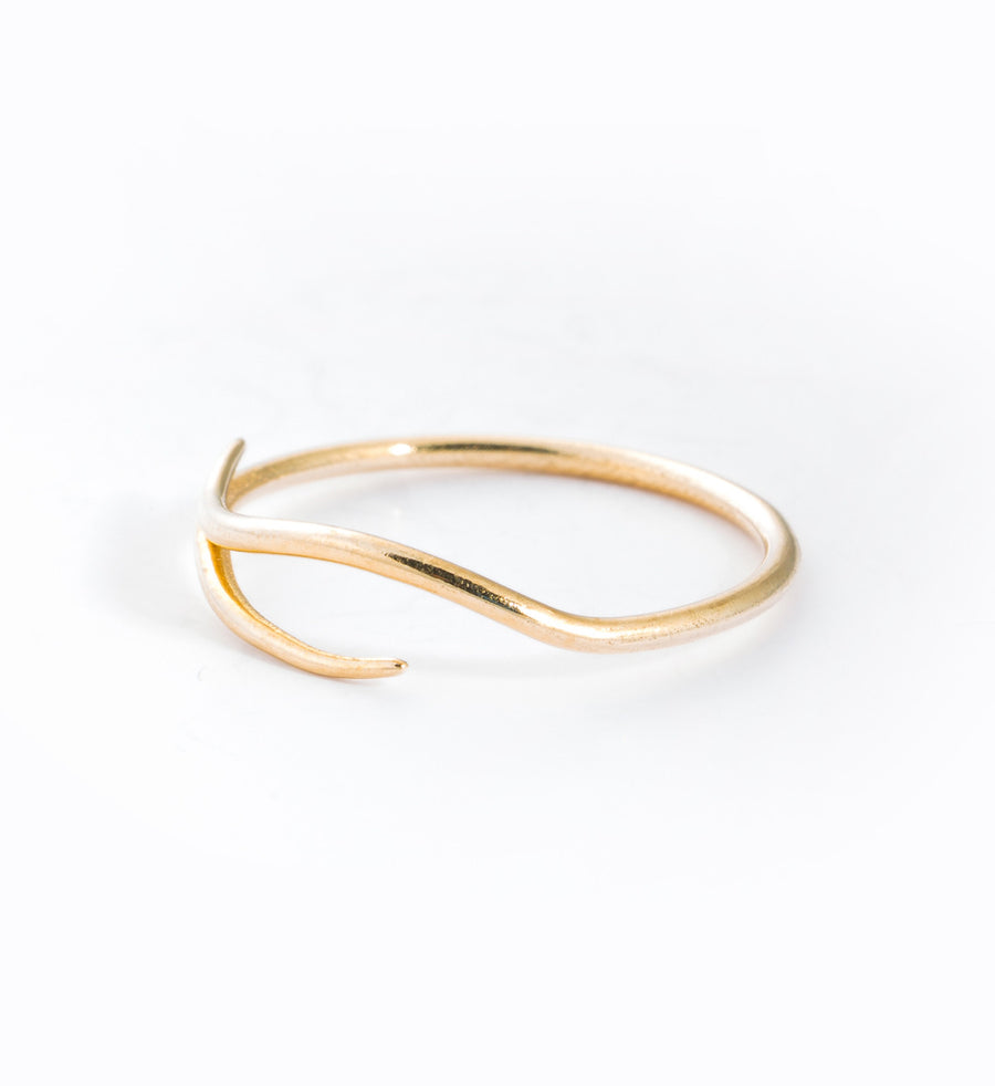 Waved Ring: Angle