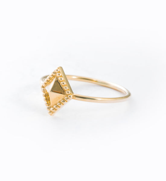 Diamond Milli Ring: Angle