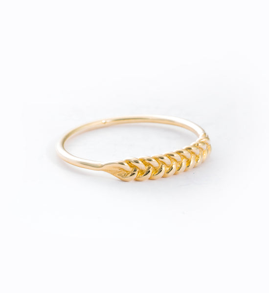 Braided Ring: Angle