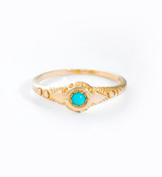 Star Gypsy Ring: Front