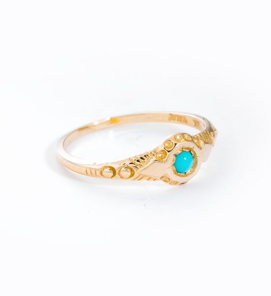 Star Gypsy Ring: Angle