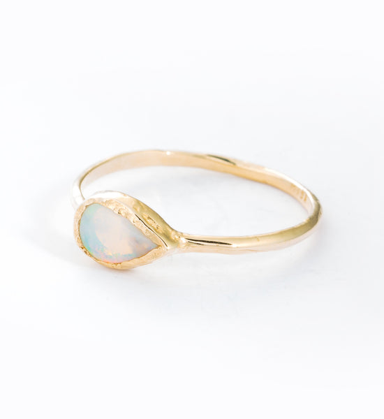 Opal Compass Ring: Angle