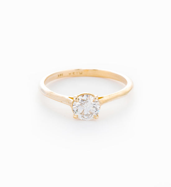 Aerial Diamond Ring: Front