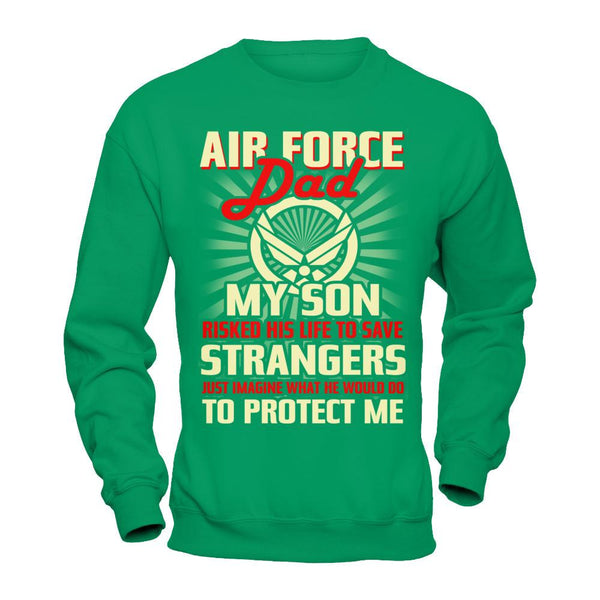Air Force Dad - Gift Father's Day – Veteran Nations Store