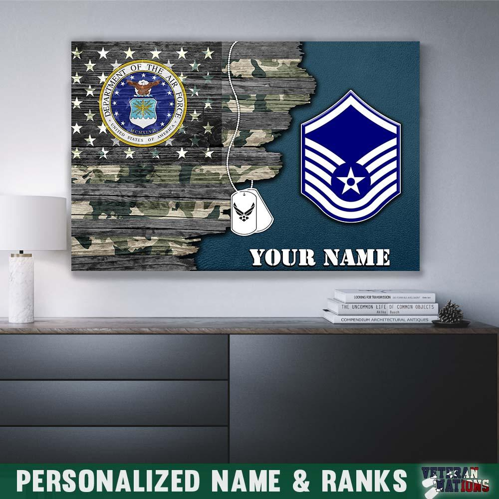 Air Force Home Accessories