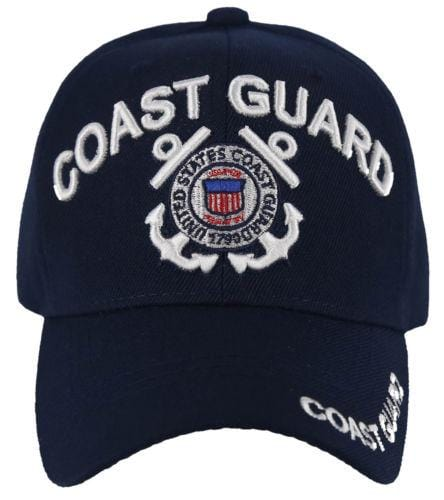 28f3a91f7 Shop US Coast Guard Hats - Made in US - Military Discount