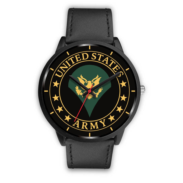 US Army E-4 SPC E4 Specialist Ranks Watch