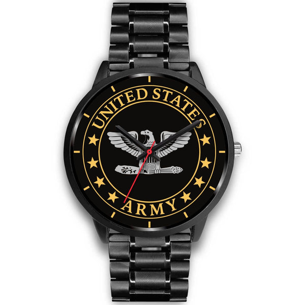 US Army O-6 Colonel O6 COL Field Officer Watch