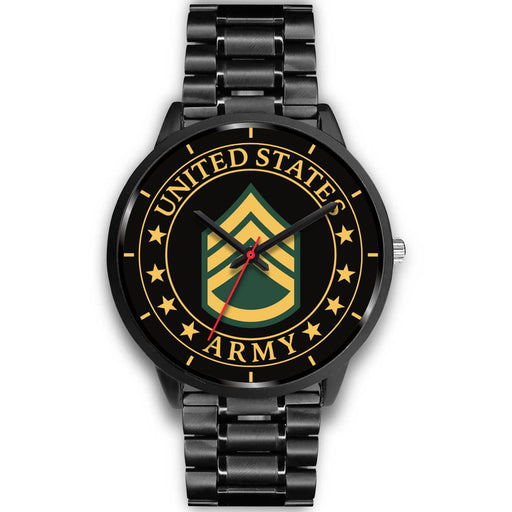 US Army E-6 Staff Sergeant E6 SSG Noncommissioned Officer Watch