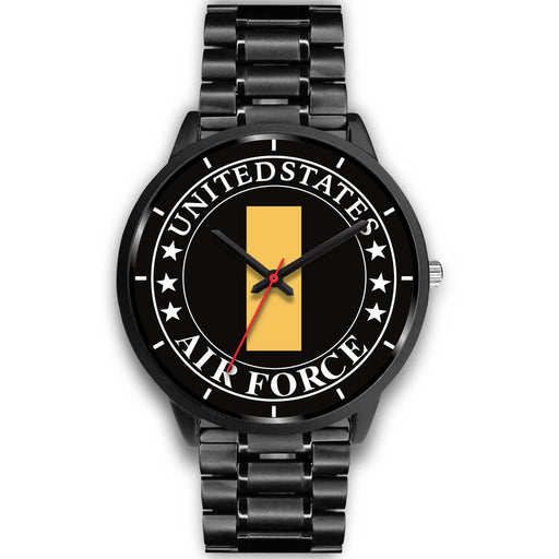 US Air Force O-1 Second Lieutenant 2d Lt O1 Commissioned Officer Watch