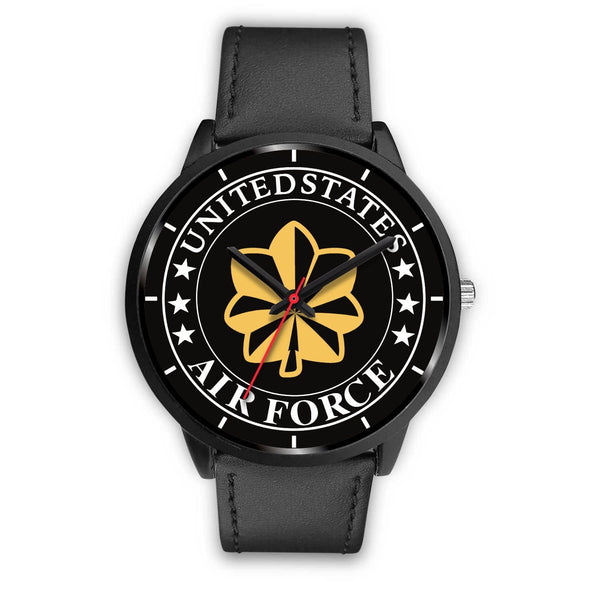 US Air Force O-4 Major Maj O4 Field Officer Watch