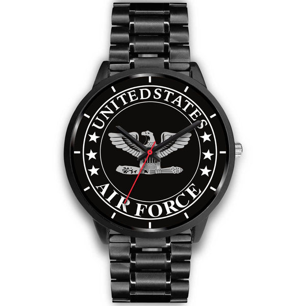 US Air Force O-6 Colonel Col O6 Field Officer Watch