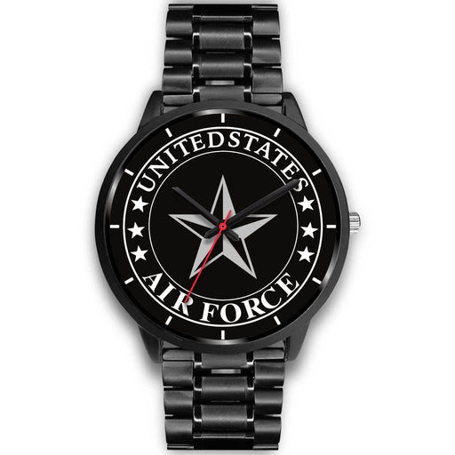 US Air Force O-7 Brigadier General Brig O7 General Officer Watch