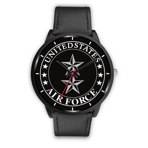 US Air Force O-8 Major General Maj G O8 General Officer Watch