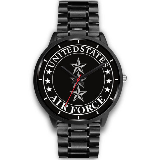 US Air Force O-9 Lieutenant General Lt Ge O9 General Officer Watch