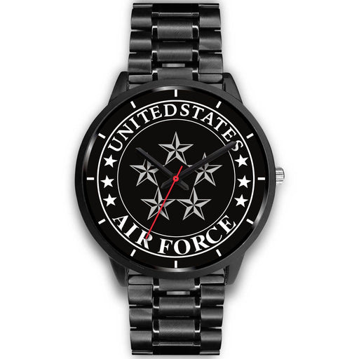 US Air Force O-10 General of the Air Force GAF O10 General Officer Watch