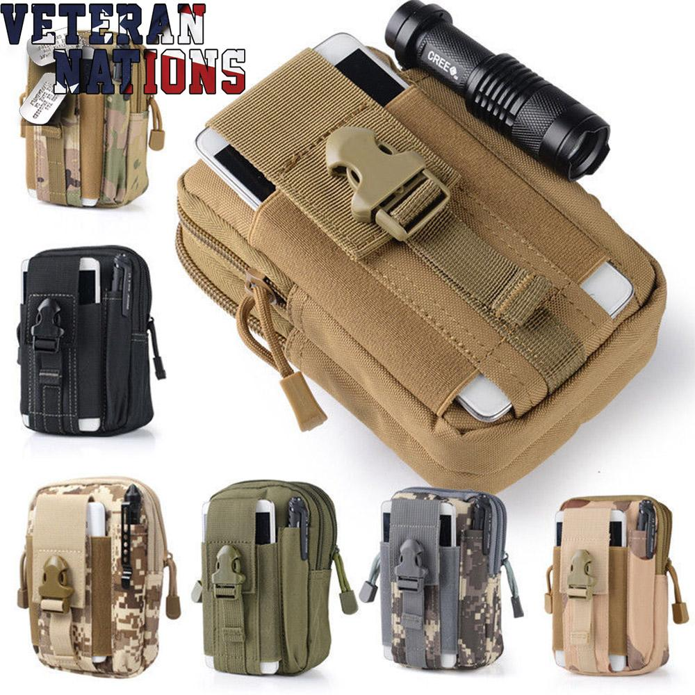 Military Waist Fanny Pack Phone Pocket is a good choice gift for your cool man. He can wear it on the belt. With large capacity, it can not only store a phone but also a wallet, keys, some EDC tools, tobacco, and everything else he needs at his repair work. This pocket is really the best gift for dad. It's sure that he will love it so much.