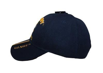 U.S. Navy CPO Retired Hat Embroidered Hat