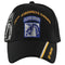18th Airborne Corps Sky Dragons Hat Black