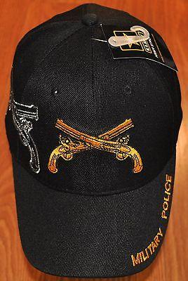 US Army Military Police Embroidered Hat