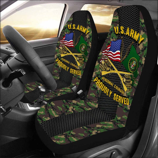 U.S. Army Infantry Car Seat Covers (Set of 2)