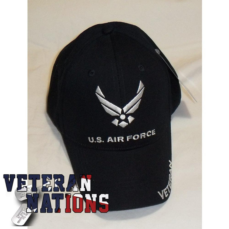US Air Force Veteran Officially Military Hat