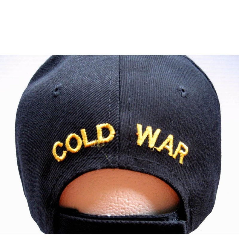 Cold War Veteran Hat Black