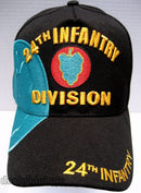 US ARMY 24TH INFANTRY DIVISION Embroidered Hat