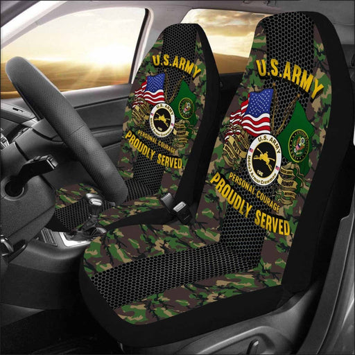 US Army Armor Car Seat Covers (Set of 2)