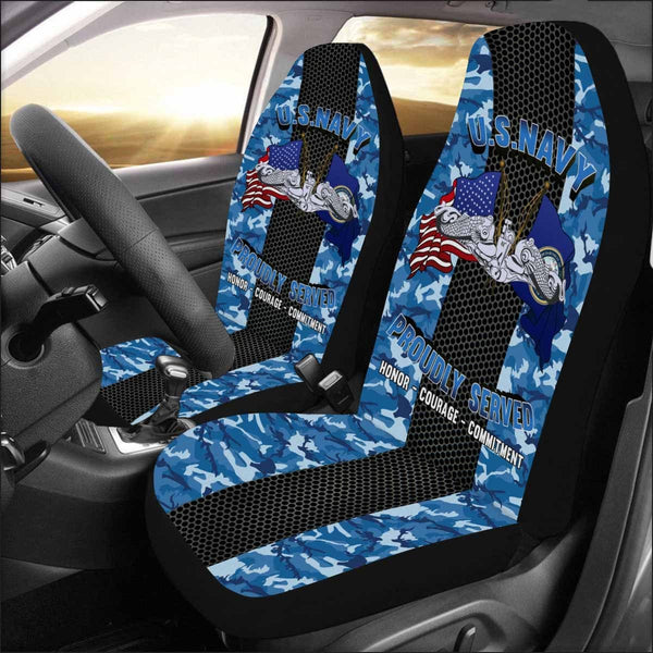 US Navy Submarine Enlisted Seat Covers
