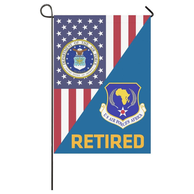 United States Air Forces Africa Retired House Flag 28 inches x 40 inches Twin-Side Printing