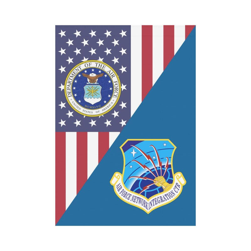 US Air Force Communications Command House Flag 28 inches x 40 inches Twin-Side Printing
