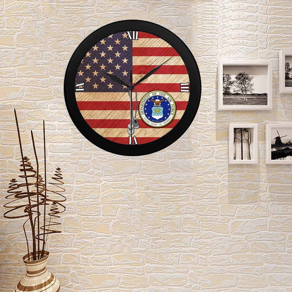 US Air Force Wall Clock