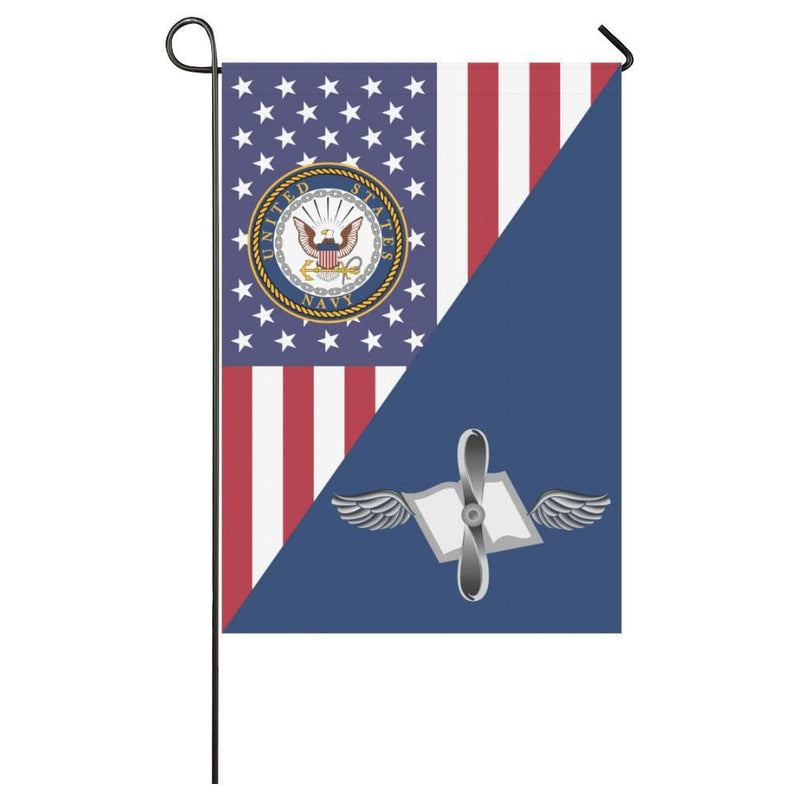 US Navy Aviation Maintenance Administrationman Navy AZ House Flag 28 inches x 40 inches Twin-Side Printing