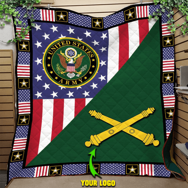 U.S Army - Your Branch Blanket Quilt