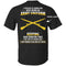 2 Percent Of Americans Have Worn An Army Uniform - US Army Branch T-Shirt On Back