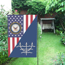 US Navy Ocean Systems Technician Navy OT House Flag 28 inches x 40 inches Twin-Side Printing