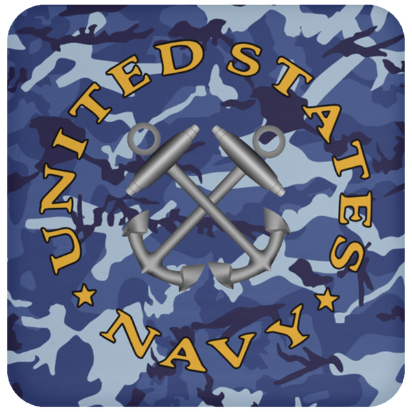 U.S Navy Boatswain's Mate Navy BM - Proudly Served Coaster